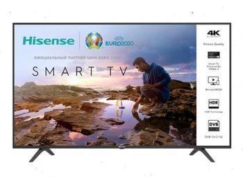 "43"" TV Hisense H43A7100F, Black (SMART TV)"