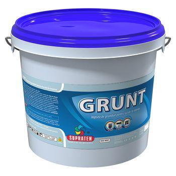 Supraten Краска грунтовочная Grunt Матовая 6.5кг