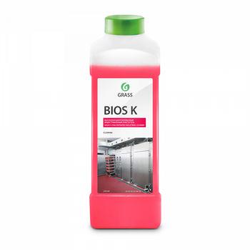 Bios-K - Высококонцентрированное щелочное средство 1000 мл