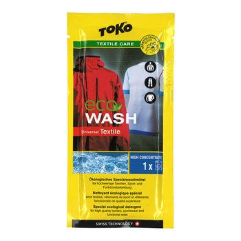 купить Средство для стирки Toko Eco Textile Wash, concentrate, 40 ml, 5582408 в Кишинёве