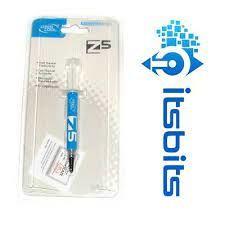 Термопаста Deepcool Z5 (3,0 г, термопаста на основе серебра в шприце)
