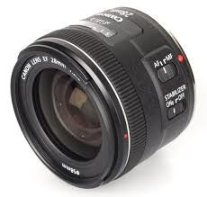 купить Prime Lens Canon EF 28mm f/2.8 IS USM в Кишинёве