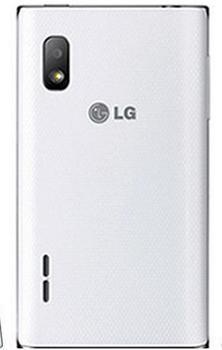 LG Optimus L5 II (E450) White