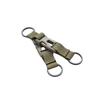 cumpără Breloc Munkees Detachable Key Fob - Khaki, 3688 în Chișinău