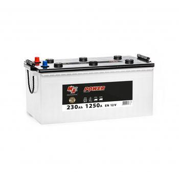 ACUMULATOR MA PROF/POWER MAP 730 L 230AH/1250A/C 56566