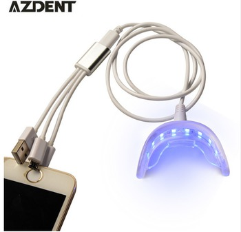 купить LED Лампа для отбеливания – Brilliant Smile ™ (USB/Iphone) в Кишинёве