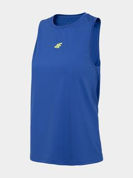 купить Футболка H4L21-TSDF020 WOMEN-S FUNCTIONAL T-SHIRT DARK BLUE в Кишинёве
