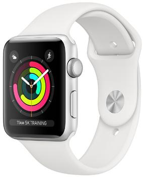 Смарт-часы Apple Watch Series 3 42mm (MTF22FS/A)
