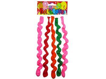 купить Набор шаров воздушных 5шт, скрученные в Кишинёве