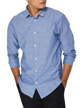 Рубашка SELECTED Светло синий