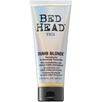 КОНДИЦИОНЕР-МАСКА TIGI COLOUR COMBAT DUMB BLONDE RECONSTRUCT 200ML