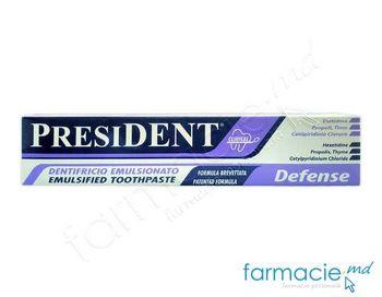 купить Pasta de dinti President Defense 50ml в Кишинёве