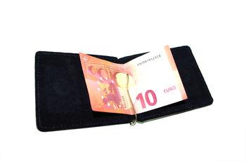 Зажим для денег Black