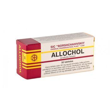 cumpără Allochol comp. film. N50 în Chișinău