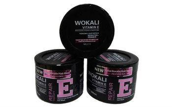 купить Маска для волос Wokali Vitamin E 500 мл в Кишинёве