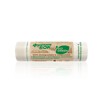 Мешки для мусора Фрекен Бок Go Green, 35 л, 20 шт.