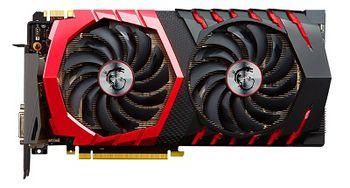 MSI GeForce GTX 1070Ti GAMING 8G /  8GB DDR5 256Bit 1683/8008Mhz, DVI, HDMI, 3x DisplayPort, Dual fan - TWIN FROZR VI (Zero Frozr/Airflow Control Technology), TORX 2.0 FAN, Gaming App, Retail
