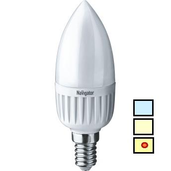 купить (LL) LED (5w) NLL-P-C37-5-230-2.7K-E14-FR (Standard) в Кишинёве
