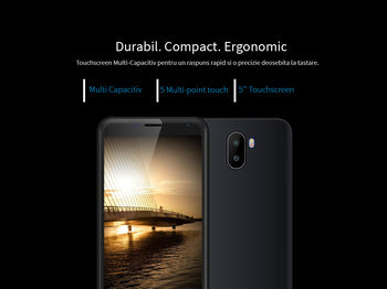 купить Vonino Jax N, 3G, 16GB, Dark-Grey в Кишинёве