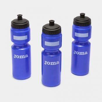 Бутылка для воды JOMA - STRAIGHT BOTTLE ROYAL