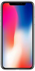 купить Apple iPhone X 256GB, Silver в Кишинёве