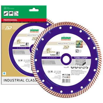 купить Алмазный отрезной диск Distar Turbo 232*2.6*12*22.225 Super в Кишинёве