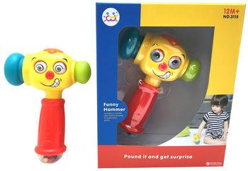 купить Huile Toys Молоточек с музыкой и светом в Кишинёве