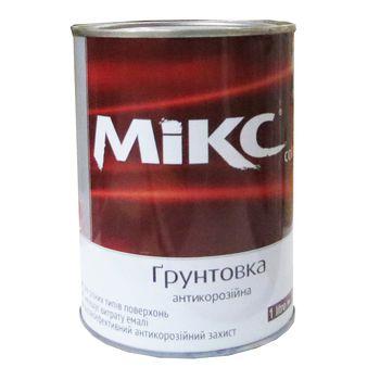 Микс color Грунтовка ГФ-021 Красно-коричневая 0.9кг