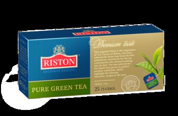 Riston Pure Green Tea 25п