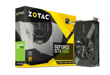 cumpără ZOTAC GeForce GTX 1060 3GB DDR5, 192bit, 1708/8000Mhz, Single Fan, HDCP, DVI, HDMI, 3xDisplayPort, Lite Pack în Chișinău