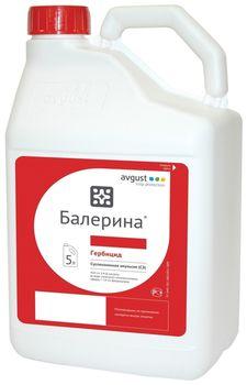 купить Балерина - гербицид для защиты посевов зерновых, кукурузы, просо и сорго - Август в Кишинёве