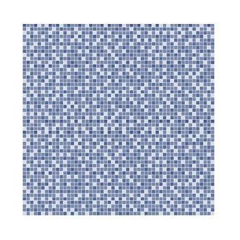 Keros Ceramica Керамогранит Mosaico Azul 33.3x33.3см