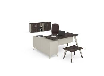 купить TREND TABLE ( 2 LEGS WITH PANEL) TDM0116E +STANDART WORK CABIN в Кишинёве