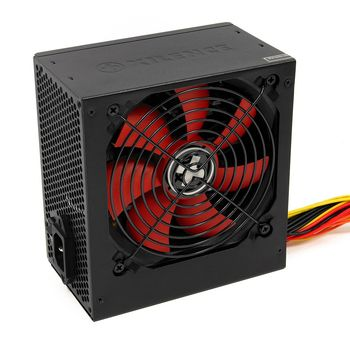 "PSU XILENCE XP500R6, 500W, ""Performance C"" Series, ATX 2.3.1, Active PFC, 120mm fan,+12V (18A20A), 20+4 Pin, 4x SATA, 1xPCI-E 6+2 Pin, 2x Peripheral, ErP2014 norm,Black"