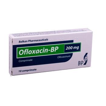 cumpără Ofloxacin-BP 200mg comp. N10 în Chișinău