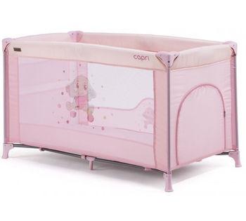 купить Манеж Chipolino Capri Pink в Кишинёве