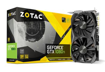 купить ZOTAC GeForce GTX1080 Ti Mini 11GB DDR5X, 352bit в Кишинёве