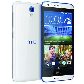 HTC Desire 620G Dual White Blue