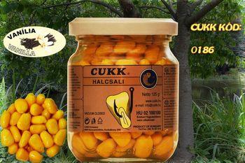 Маринованная Кукуруза CUKK ваниль 125г