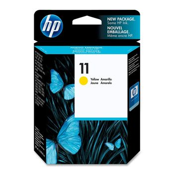 HP No.11 Print Head Yellow