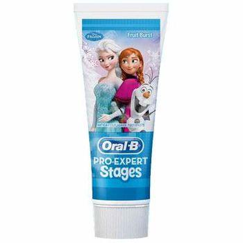 cumpără Oral-B pastă de dinți pentru copii Stages Frozen, 75 ml în Chișinău