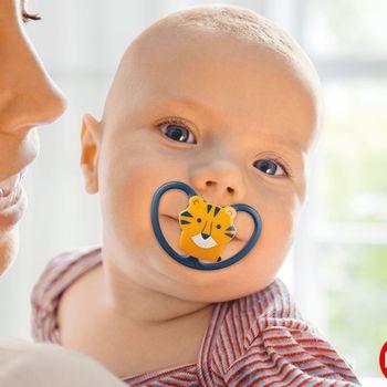 cumpără Suzeta ortodontica din silicon NUK Space (18-36 luni) in cutie în Chișinău