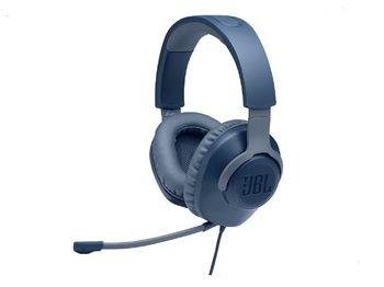 Headphones  JBL Quantum 100 Blue