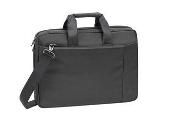 """купить 16""""/15"""" NB  bag - RivaCase 8231 Black Laptop в Кишинёве"""