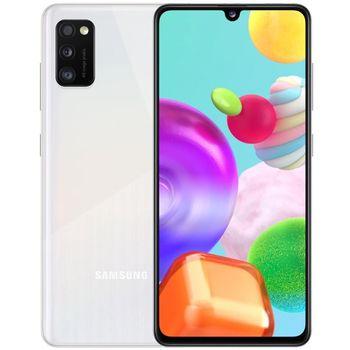 купить Samsung Galaxy A41 2020 4/64Gb Duos (SM-A415), White в Кишинёве