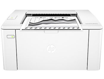 Printer HP LaserJet Pro M102w, A4, 600x600dpi, HP FastRes 1200 (1200 dpi quality), 22ppm, 128MB, WiFi 802.11b/g/n, USB 2.0, Cartridge CF217A HP 17A(1600 pages), Starter cartridge 700 pages, included USB cable