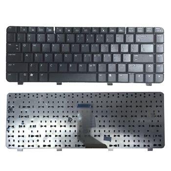 Keyboard HP Pavilion dv4-1000 dv4-2000 ENG/RU Black