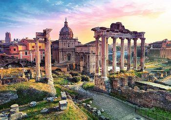 "10443Trefl Puzzles-""1000"" - Roman forum"