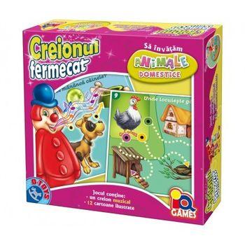 купить D-Toys Игровой набор Волшебный карандаш, Домашние животные в Кишинёве