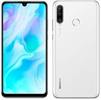 купить Huawei P30 Lite 4+128Gb ,White в Кишинёве